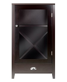 Bordeaux Modular Wine Cabinet