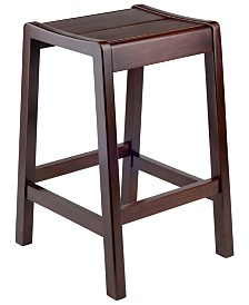 """Winsome Wood Alicante 24"""" Counter Stool"""