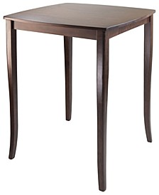 Inglewood Curved Top High Table