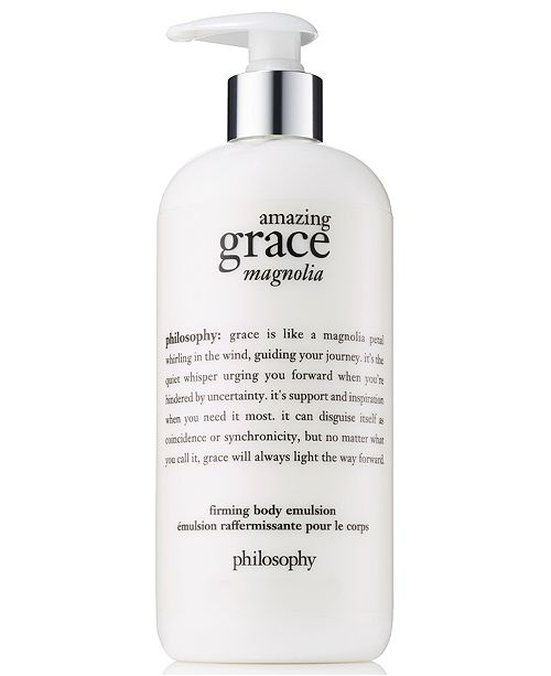 philosophy Amazing Grace Magnolia Firming Body Emulsion, 16-oz.