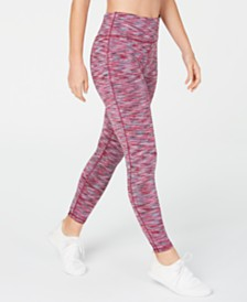 Ideology Space-Dyed Leggings, Created for Macy's