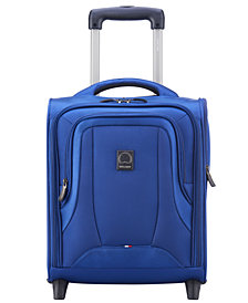 """Delsey OptiMax Lite 17"""" 2-Wheel Under-Seater, Created for Macy's"""