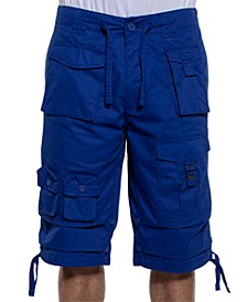 "Men's Big & Tall 15"" Classic Flight Cargo Shorts"