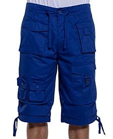 "Men's Big & Tall 15"" Classic Flight Cargo Shorts"
