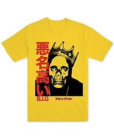 Biggie Kanji Men's Graphic T-Shirt