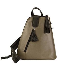 Hadaki Leather Backpack