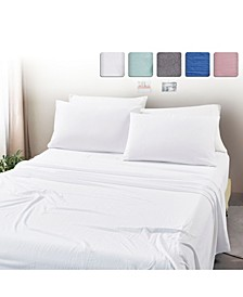 4-Piece Sheet Set, King