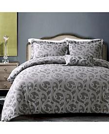 4-Piece Down Alternative Comforter Set, Full/Queen