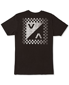 RVCA Men's Check Mate Graphic T-Shirt