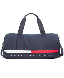 Tommy Hilfiger Men's Gino Duffel Bag