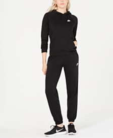 Nike Essentials Fleece Hoodie & Sweatpants