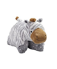 Naturally Comfy Zebra Plush Stuffed Animal Plush Toy