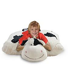 Signature Jumboz Cozy Cow Oversized Stuffed Animal Plush Toy