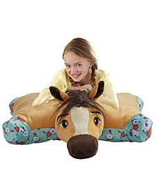 NBCUniversal Spirit Jumboz Oversized Stuffed Animal Plush Toy
