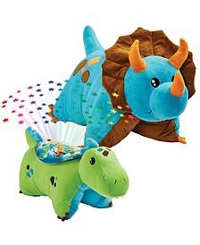 Dinosaur Sleeptime Lite Slumber Pack Plush Toy - Dinosaur Toy