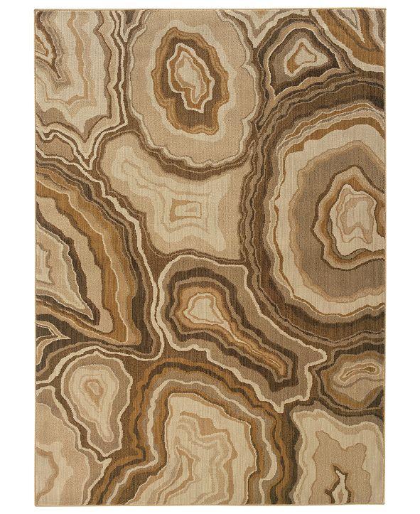 """Oriental Weavers Area Rug, Kasbah 3845D Dendro 5'3"""" x 7'6"""""""