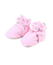 Baby Unisex Fleece Booties