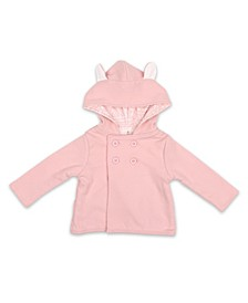 Baby Girl Bunny Jacket