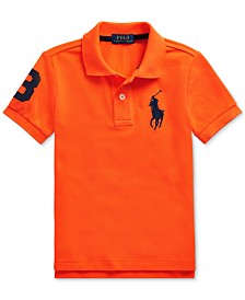 Polo Ralph Lauren Toddler Boys Rugby Royal Polo Shirt