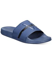 Coated-Rubber-Effect VJ Sandals