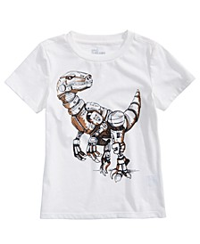 Toddler Boys Robot Dino T-Shirt, Created for Macy's