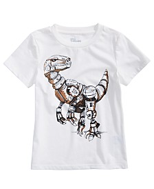 Epic Threads Little Boys Robot Dino T-Shirt, Created for Macy's