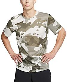 Men's Dri-FIT Camo Training T-Shirt