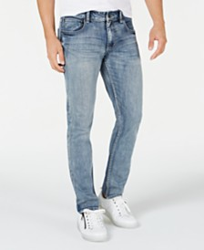 I.N.C. Men's Gerald Skinny Jeans, Created for Macy's