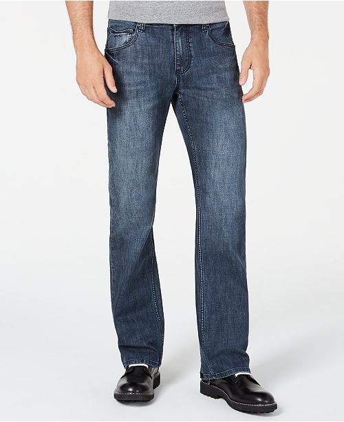 INC International Concepts INC Men's Edwin Relaxed Fit Jeans, Created for Macy's