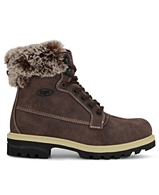 Women's Mallard Fur Boot