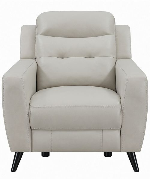 Coaster Home Furnishings Lantana Upholstered Power Recliner
