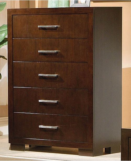 Coaster Home Furnishings Jessica 5-Drawer Chest