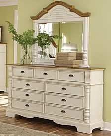 Oleta 9-Drawer Dresser with Bracket Feet