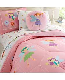 Wildkin Fairy Princess Twin Lightweight Comforter Set