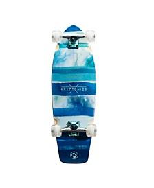 "30.5"" Super Fat Cruiser ""Blue-Fish"" Skateboard"