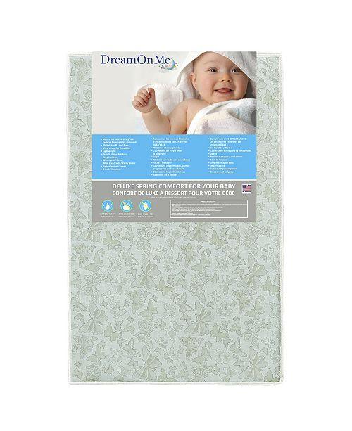 Dream On Me Full Size Foam Mattress