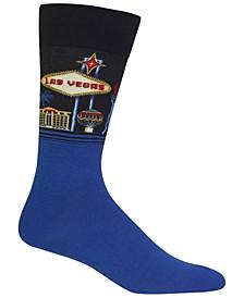 Men's Las Vegas Socks