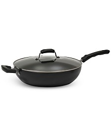 Sedona 7.5-Qt. Jumbo Nonstick Covered Wok Pan