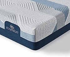 i-Comfort by BLUE 100CT 9.75'' Gentle Firm Mattress- Twin