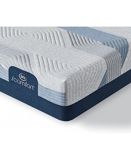 Serta i-Comfort by BLUE 100CT 9.75'' Gentle Firm Mattress- Full