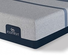i-Comfort by Serta BLUE Max 3000 13.5'' Elite Luxury Firm Mattress- Queen