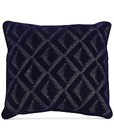 """VCNY Home Grendale 18"""" x 18"""" Decorative Pillow"""