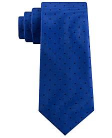 Tommy Hilfiger Men's Metcalf Classic Dot Silk Tie