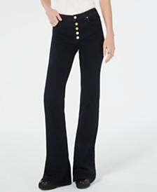 Michael Michael Kors Selma Flared Jeans