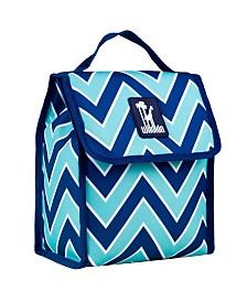 Wildkin Zigzag Lucite Lunch Bag