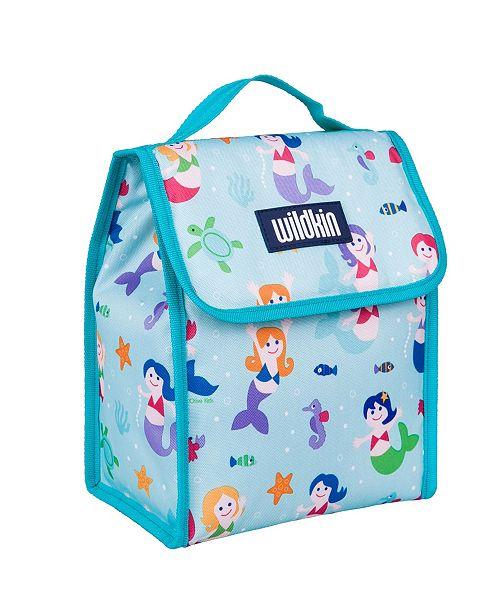 Wildkin Mermaids Lunch Bag