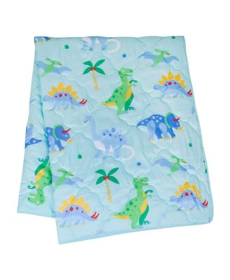 Dinosaur Land 7 Pc Bed in a Bag - Full