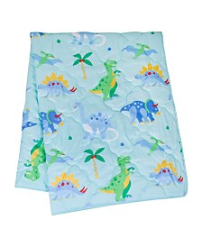 Wildkin's Dinosaur Land 7 Pc Bed in a Bag - Full