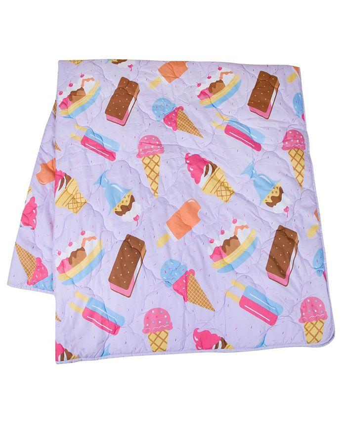Wildkin - Sweet Dreams 7 pc Bed in a Bag - Full
