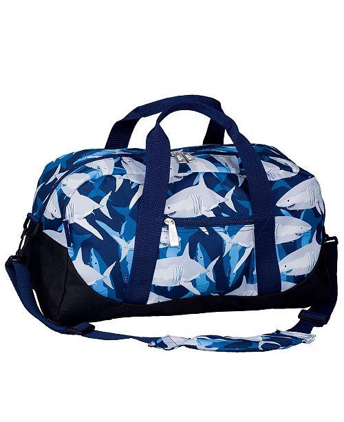 Sharks Overnighter Duffel Bag